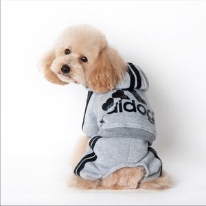 Adidog Hoody Coat for dogs
